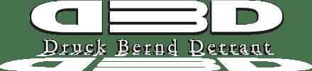DBD Druck Bernd Derrant - Druckveredelung und Sicherheitsdruck
